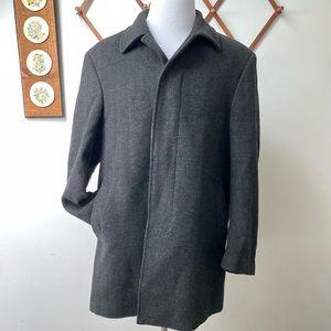 Ralph Lauren Wool Topcoat